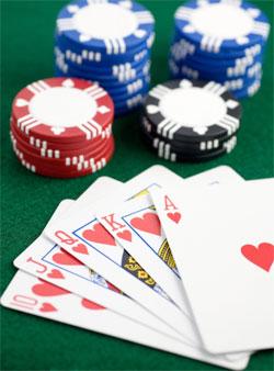 Азартные игры, игромания