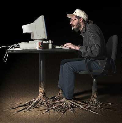 Интернет – привычка или зависимость?