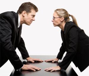 Привычка спорить