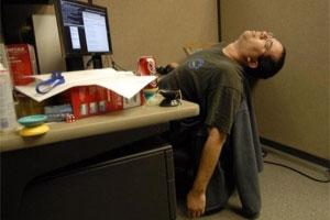 Сон в рабочее время